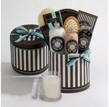 Brown & White Chocolate Spa Box