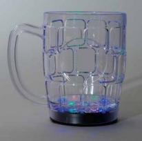 Lighted Beer Mug