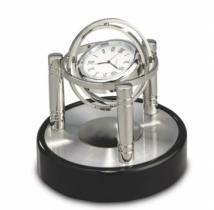 Prominence - 3-Post Gimbled Timepiece Clock