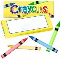 4 Color Crayon Box - Best Quality