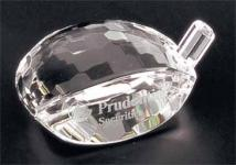 Petite Crystal Golf Driver Paperweight