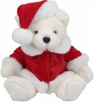 Santa Outfit-Medium Hat & Jacket - w/Animal