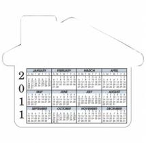 Calendar House Magnet - .030 Thickness