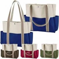Carry All Pocket Tote