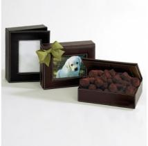 Photo Opportunity � French Chocolate Truffles
