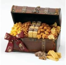Gourmet Wooden Chest