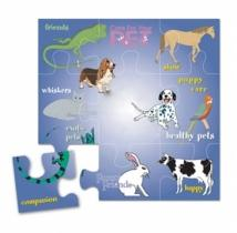 Thickness Message Magnet Puzzle - .030 Thickness