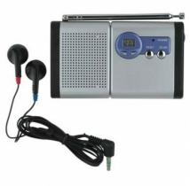 Giftcor Econo Detachable FM Radio