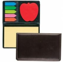 Sticky Note Case With Die Cut Shapes - Apple