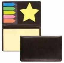 Sticky Note Case With Die Cut Shapes - Star