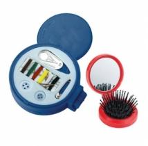 3-1 Sewing Kit With Mirror & Brush