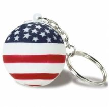 USA Stress Reliever Key Chain