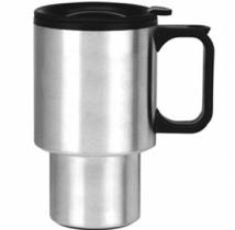 16 oz. Super Saver Stainless Steel Travel Mug
