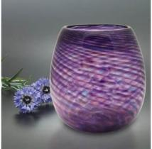 Pinnacle Bowl Art Glass