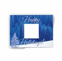 Safe/Ad Happy Holidays Greeting Card