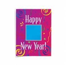Safe/Ad Happy New Year Greeting Card