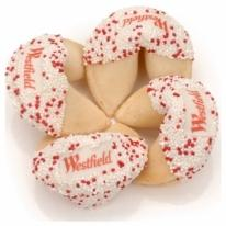 Picture Fortune Cookies -Buttercream Confection