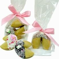 Wedding Fortune Cookie Favors
