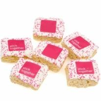 Mini Krispies� Buttercream Confection Picture Treats
