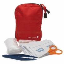 58-Piece First Aid Kit With Velcro Strap