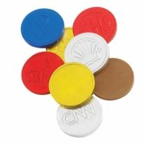 C22 Custom Chocolate Molded Coins