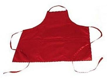 3-Pocket Poly/Cotton Twill Bib Apron - Colored