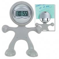 Poser Pal Alarm Clock/Note Holder