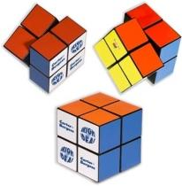 Rubiks 4-Panel Full Stock Cube