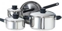 Innova Kitchen Basics-stainless Steel 7 Piece Set