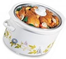Hamilton Beach Meal Maker 5 Quart Slow Cooker