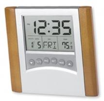Digital Alarm Clock/Thermometer & Calendar