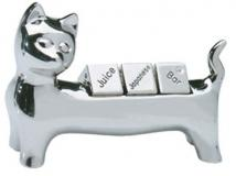 Chrome Cat/Decision Maker Cubes