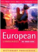 Rough Guide to European Languages Dictionary Phrasebook