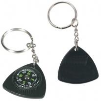 Liquid Filled Compass With Key Ring