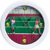 Tennis Sports Wall Clock