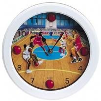 Basketball Sports Wall Clock