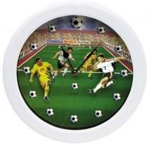 Soccer Sports Wall Clock
