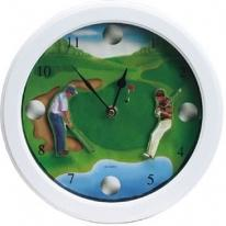 Golf Sports Wall Clock