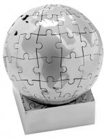 Globe Magnetic Puzzle - Large (72 pieces)