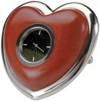 Heart Desktop Clock