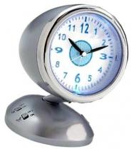 Headlight Lighted Alarm Clock