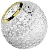Crystal Golf Clock