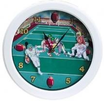 Football Sports Wall Clock