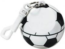 Soccer Ball With Hook/Clip (Unfilled)