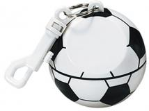 Soccer Ball With HookClip & Poncho