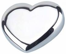 Caring Heart Paper Weight
