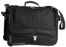 The Runway Compact Rolling Duffel