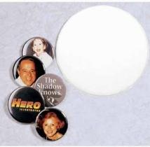 "3"" Metal Pinback Button"
