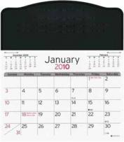 Press-N-Stick Jumbo 3-Month Calendar
