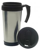 Stainless Steel Travel Mug - Tall